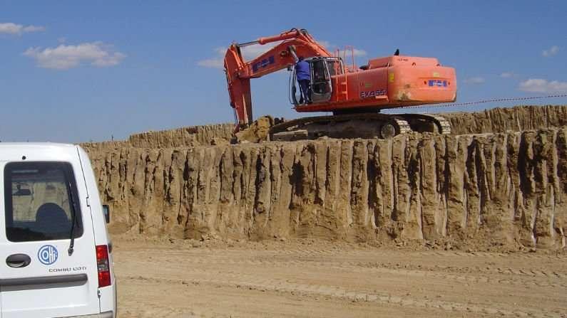 COHISA. Conducciones Hidráulicas Movimientos de tierras con maquinaria y profesionales cualificados