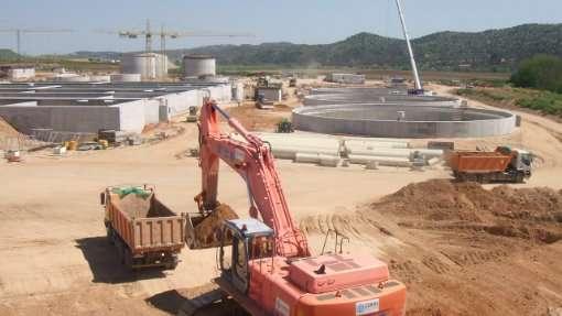 COHISA. Conducciones Hidráulicas Movimientos de tierras con maquinaria