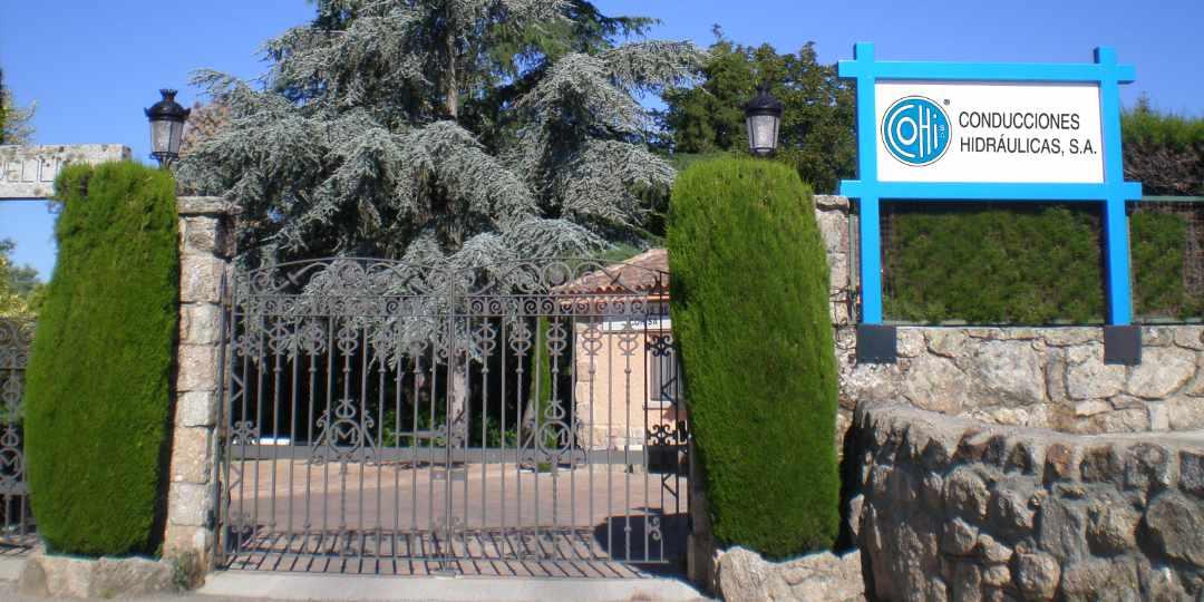 COHISA. Conducciones Hidráulicas. en Colmenar del Arroyo