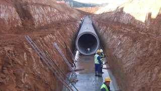 COHISA. Conducciones Hidráulicas. proyecto Modernización del regadío del río Alagón